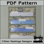 PDF Pattern for File Folder Pocket ..